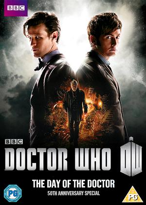 Rent Doctor Who: The Day of the Doctor Online DVD Rental