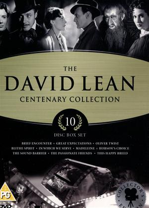 Rent The David Lean: Centenary Collection Online DVD Rental