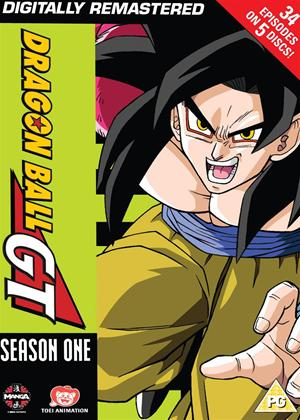 Rent Dragon Ball GT: Series 1 Online DVD Rental