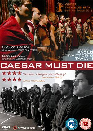 Rent Caesar Must Die (aka Cesare Deve Morire) Online DVD Rental