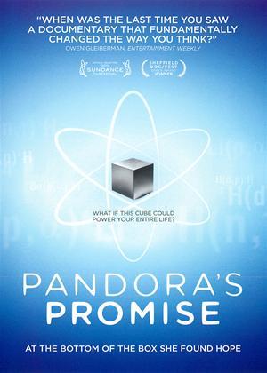 Rent Pandora's Promise Online DVD Rental
