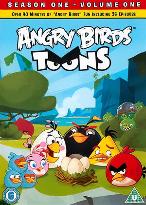 Rent Angry Birds Toons: Series 1: Vol.1 Online DVD Rental