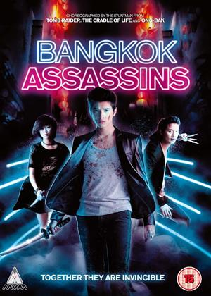 Rent Bangkok Assassins Online DVD Rental