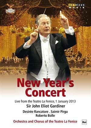 Rent New Year's Concert: Teatro La Fenice (Gardiner) Online DVD Rental