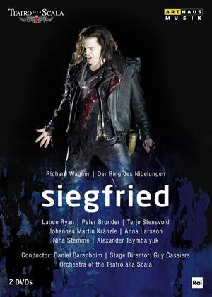 Rent Siegfried: Teatro alla Scala (Barenboim) Online DVD Rental