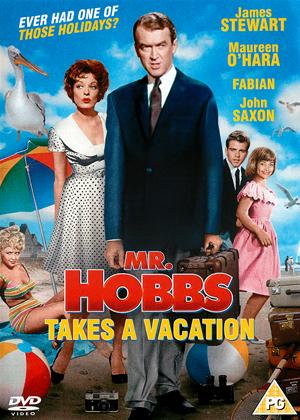 Rent Mr. Hobbs Takes a Vacation Online DVD Rental