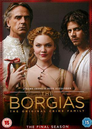 Rent The Borgias: Series 3 Online DVD Rental