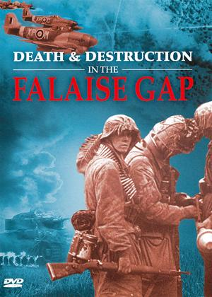 Rent Death and Destruction in the Falaise Gap Online DVD Rental