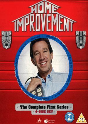 Rent Home Improvement: Series 1 Online DVD Rental