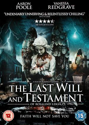 Rent Last Will and Testament of Rosalind Leigh Online DVD & Blu-ray Rental