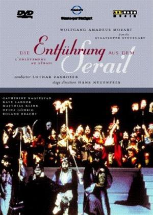 Rent Die Entführung Aus Dem Serail: Staatsoper Stuttgart (Zagrosek) (aka The Abduction from the Seraglio) Online DVD Rental