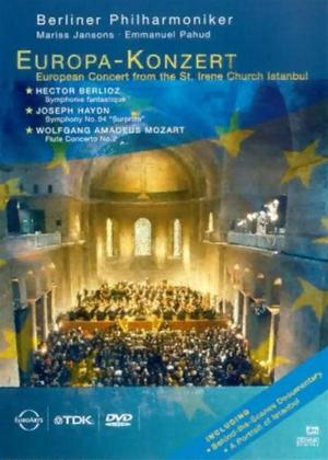 Rent European Concert 2001 Online DVD Rental