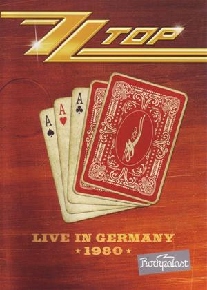 Rent ZZ Top: Live in Germany 1980 Online DVD Rental