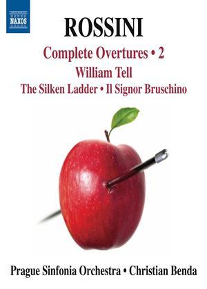Rent Rossini: Complete Overtures: Vol.2 Online DVD Rental
