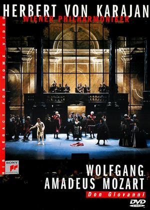 Rent Herbert Von Karajan: His Legacy for Home Video / Mozart: Don Giovanni Online DVD Rental