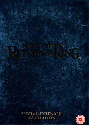 Rent The Lord of the Rings: The Return of the King: Extended Cut Online DVD Rental