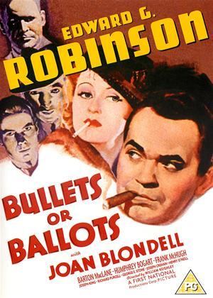 Rent Bullets or Ballots Online DVD & Blu-ray Rental