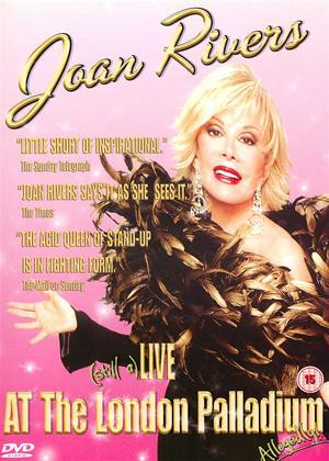 Rent Joan Rivers: (Still A) Live at the London Palladium Online DVD Rental
