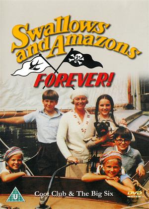 Rent Swallows and Amazons Forever: Coot Club/The Big Six Online DVD Rental