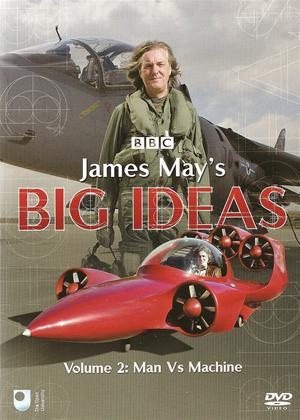 Rent James May's Big Ideas: Man Vs Machine Online DVD Rental