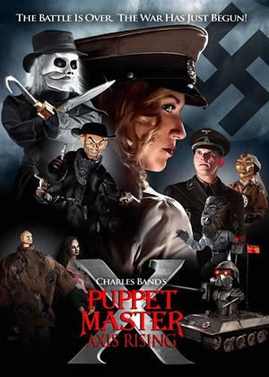 Rent Puppet Master X: Axis Rising Online DVD Rental