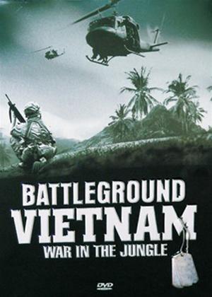 Rent Battleground Vietnam: War in the Jungle Online DVD Rental