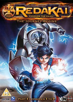 Rent RedaKai: Conquer the Kairu: The Journey Begins: Part 1 Online DVD Rental