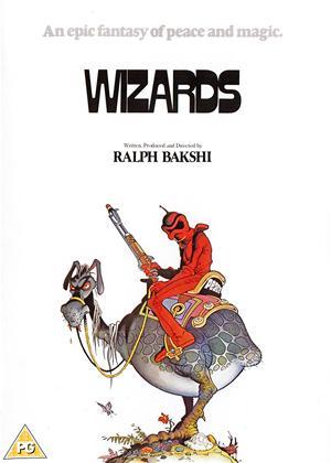 Rent Wizards Online DVD Rental