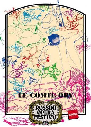 Rent Le Comte Ory: Rossini Opera Festival (Carignani) Online DVD Rental