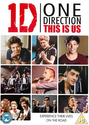 One Direction: This Is Us Online DVD Rental