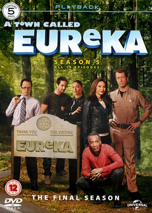Rent A Town Called Eureka: Series 5 Online DVD Rental