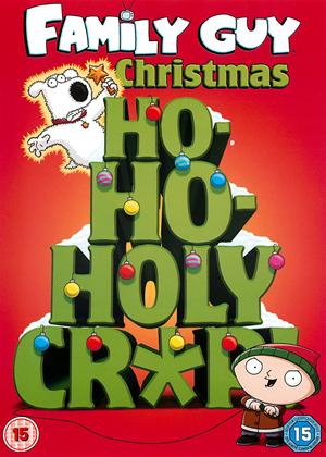 Rent Family Guy Christmas: Ho-Ho-Holy Cr*p! Online DVD Rental