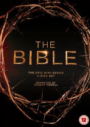 Rent The Bible: The Epic Miniseries Online DVD Rental