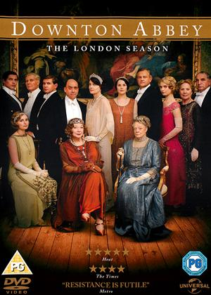 Rent Downton Abbey: The London Season Online DVD Rental