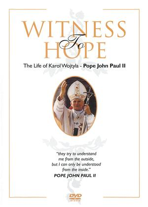 Rent Witness to Hope: The Life of Karol Wojtyla, Pope John Paul II Online DVD & Blu-ray Rental
