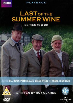 Rent Last of the Summer Wine: Series 19 and 20 Online DVD Rental