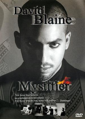 Rent David Blaine: Mystifier Online DVD Rental