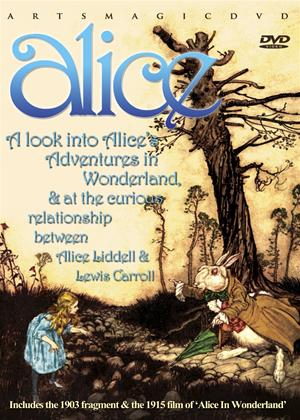Rent Alice: A Look Into Alice's Adventures in Wonderland Online DVD Rental