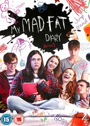 Rent My Mad Fat Diary: Series 1 Online DVD & Blu-ray Rental