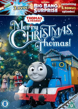 Rent Thomas and Friends: Merry Christmas Thomas Online DVD Rental