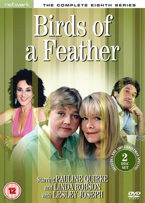 Rent Birds of a Feather: Series 8 Online DVD Rental