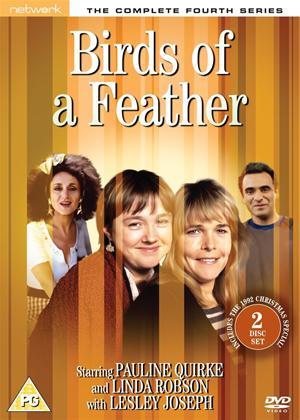 Rent Birds of a Feather: Series 4 Online DVD Rental