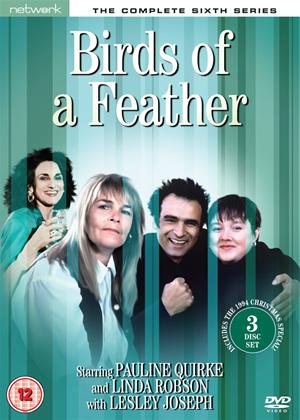 Rent Birds of a Feather: Series 6 Online DVD Rental