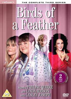 Rent Birds of a Feather: Series 3 Online DVD Rental