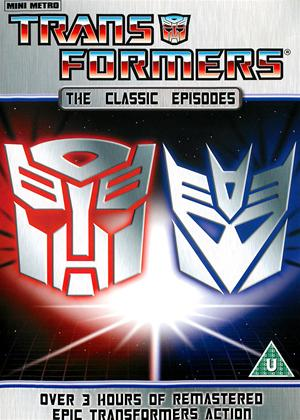 Rent Transformers: The Classic Episodes Online DVD & Blu-ray Rental