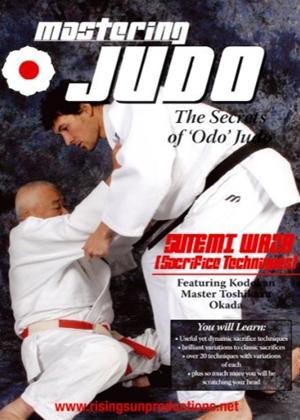 Rent Mastering Judo: Sutemi Waza Online DVD Rental