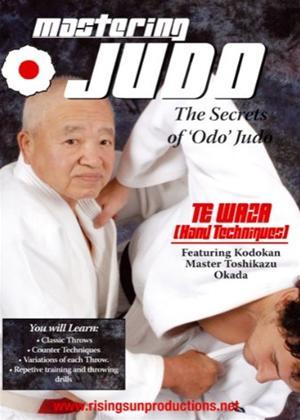 Rent Mastering Judo: Te Waza Online DVD Rental