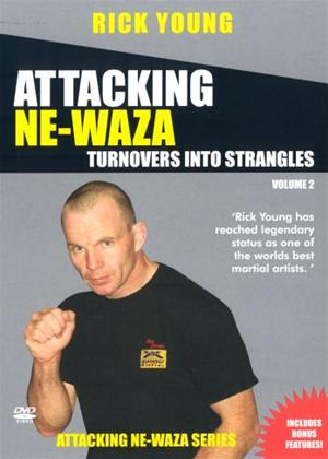 Rent Rick Young's Attacking Ne Waza in Judo: Vol.2 Online DVD Rental