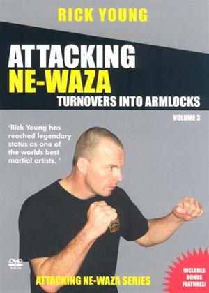 Rent Rick Young's Attacking Ne Waza in Judo: Vol.3 Online DVD Rental