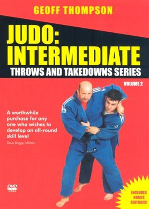 Rent Throws and Takedowns: Judo Intermediate: Vol.2 Online DVD Rental